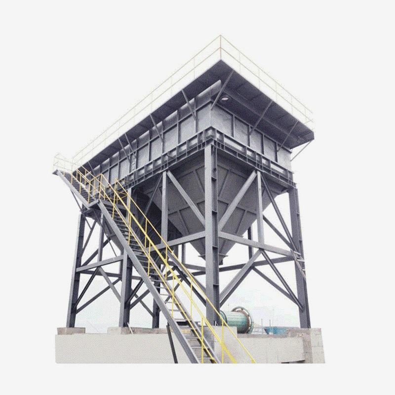 Tailing thickener dewatering tailings solid slurry concentration