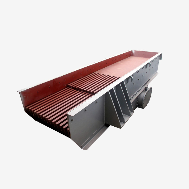 Feeder mining plate feeder trough feeder vibration belt feeder