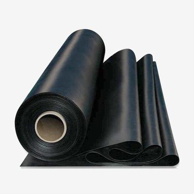 Rubber sheet anti-static wear-resistant