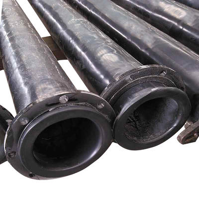 Tailings pipes tubes wear-resistant seamless steel polymer