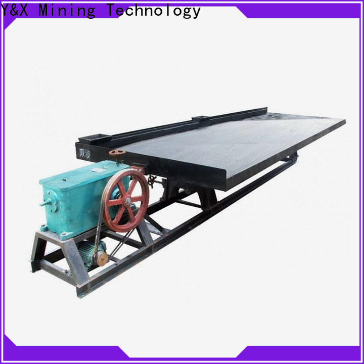 YX gravity separation equipment with good price for sale