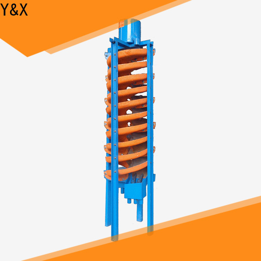 YX gold separator equipment best manufacturer used in mining industry