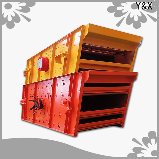 YX cheap vibrating screen for sale directly sale on sale