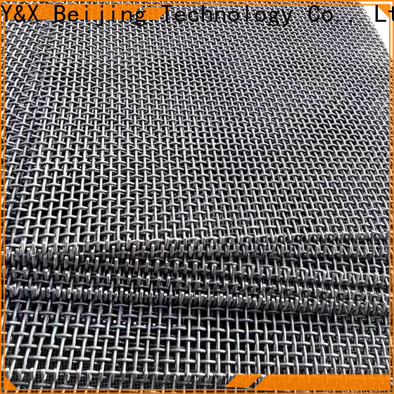 new metal screen roll manufacturer used in mining industry