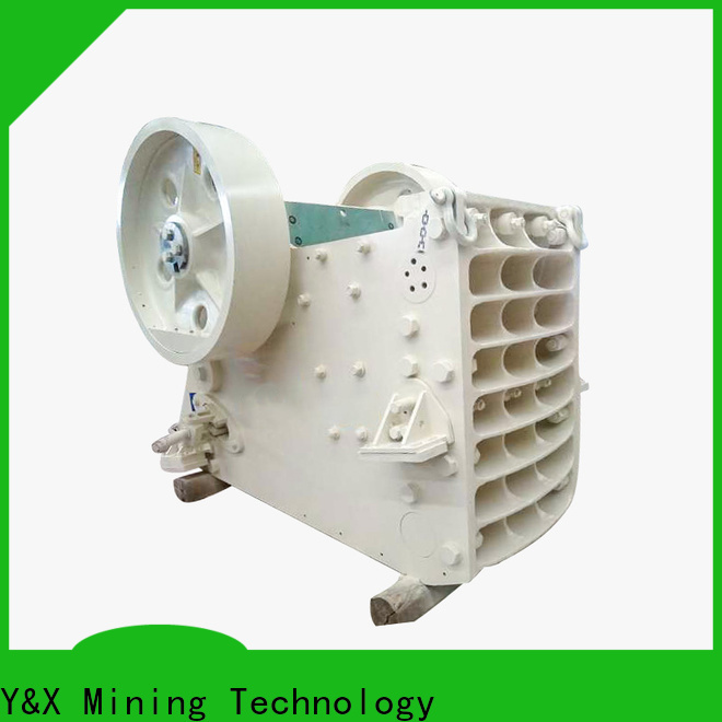 YX latest cone stone crusher directly sale for mine industry