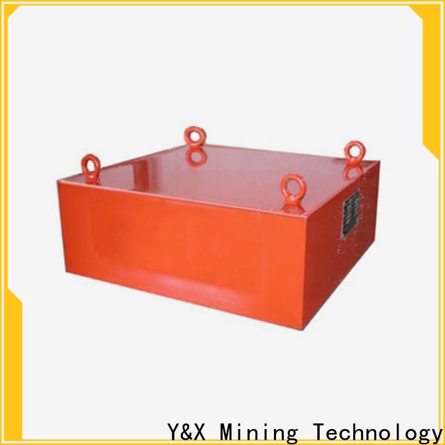 YX magnetic separator types wholesale mining equipment