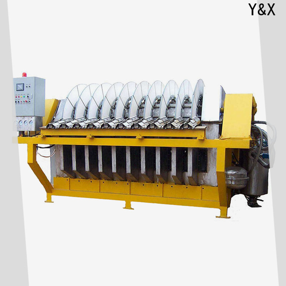 high-quality vacuum filter with good price for mine industry