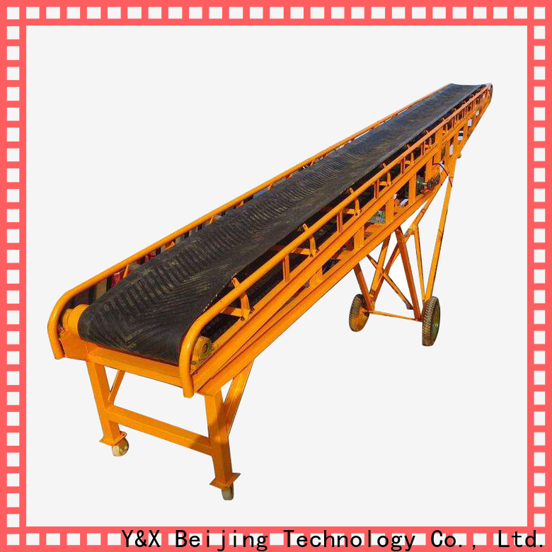 YX durable mining conveyor systems suppliers for promotion