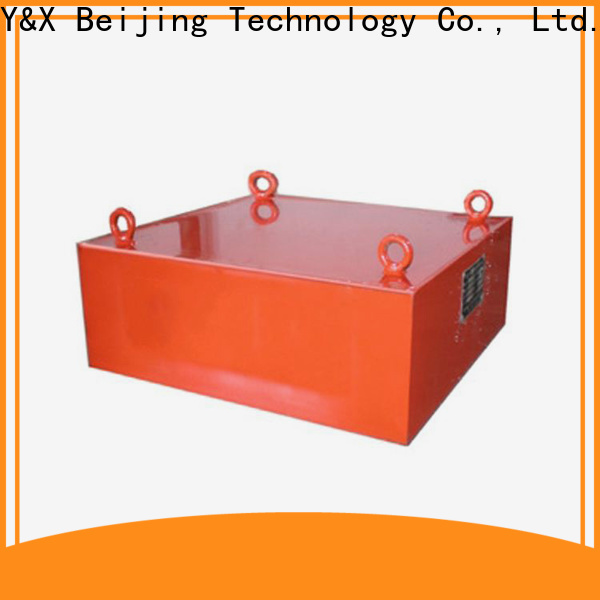 hot selling jual magnetic separator factory direct supply used in mining industry