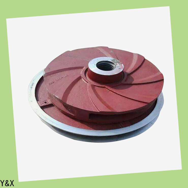 reliable pump impeller supply for promotion