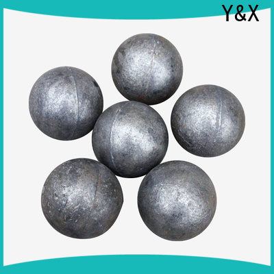 YX energy-saving forged steel ball supplier for promotion