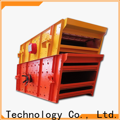 YX industrial screening equipment directly sale for mine industry