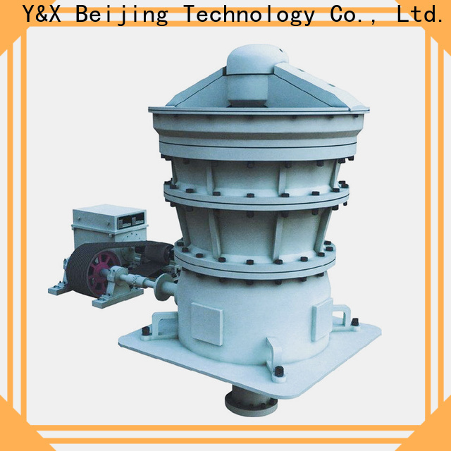 YX best value mining crusher suppliers for mine industry