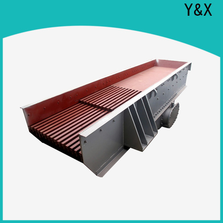 YX stable disc feeder best manufacturer used in mining industry
