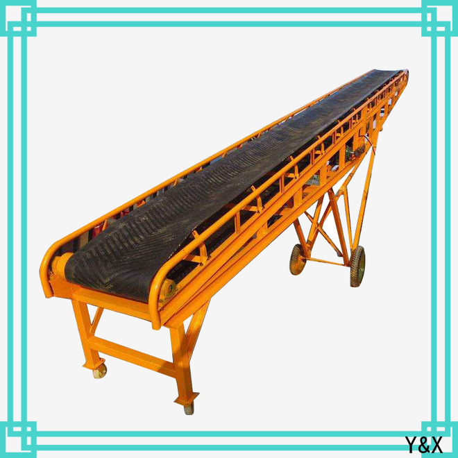 YX conveyor belt automation with good price for promotion