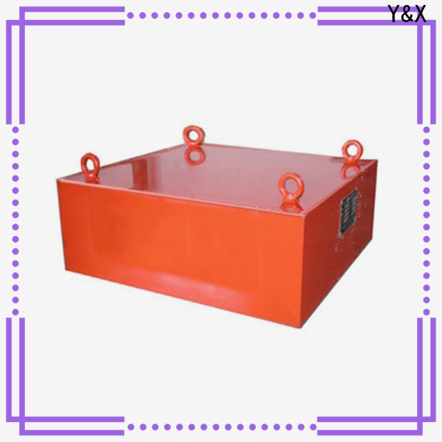 YX magnetic separator suppliers mining equipment