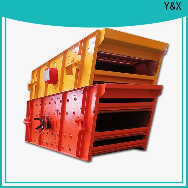 YX screening machine best supplier on sale