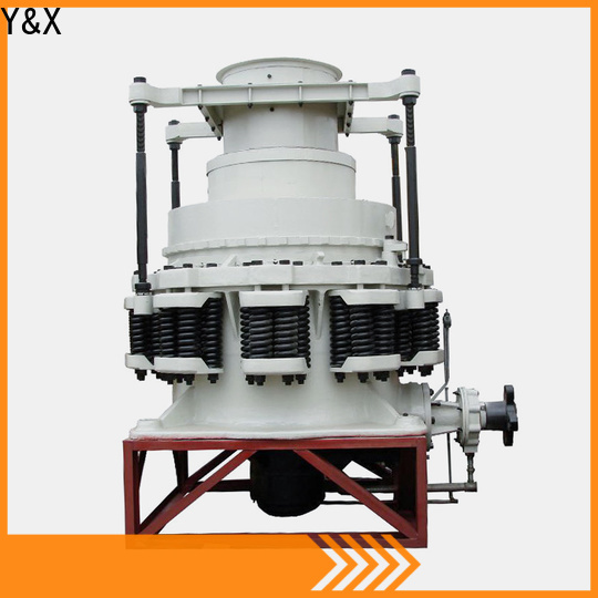 YX gyratory cone crusher factory direct supply for promotion