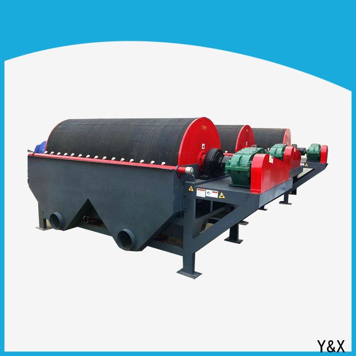 YX magnetic separation method best supplier for mining