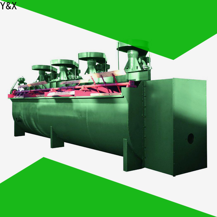 YX froth tank manufacturer for sale