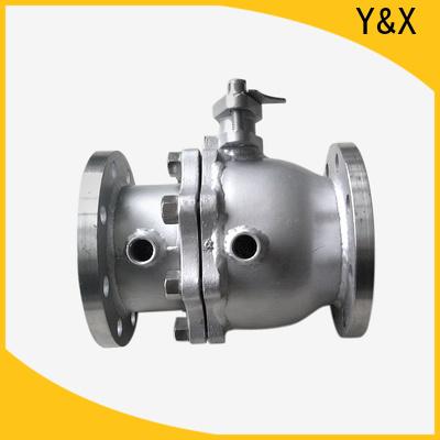 YX practical vacuum check valves supply mining equipment