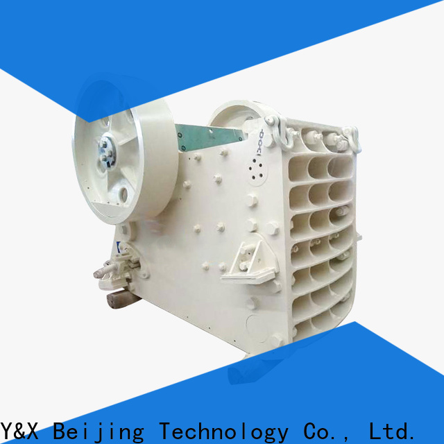 YX crusher machine manufacturer mining equipment