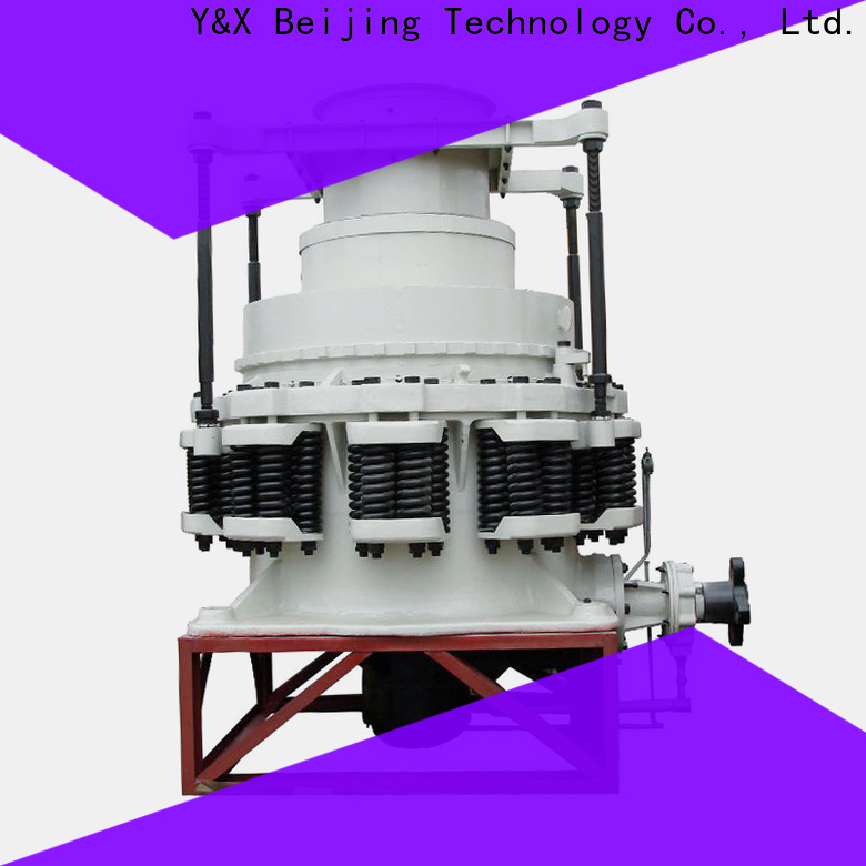 YX top crusher machine factory direct supply for sale
