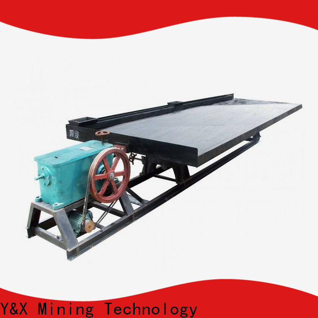 YX professional jigging machine factory for promotion