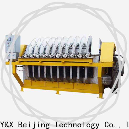 YX cheap filter machine factory direct supply used in mining industry