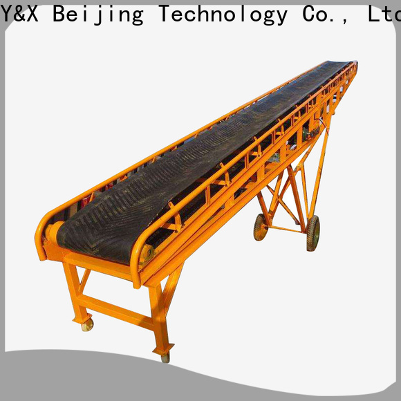 YX quality conveyor belt equipment inquire now used in mining industry