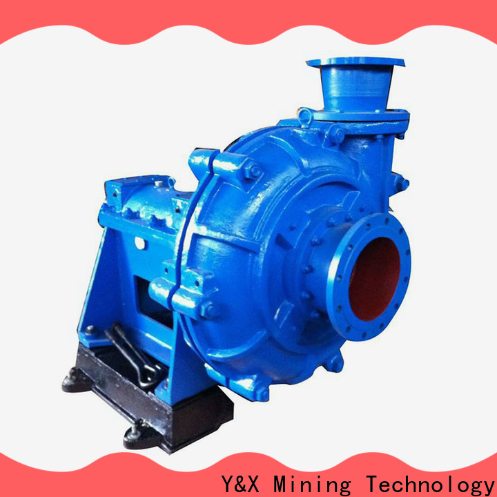 YX industrial pumps from China mining equipment