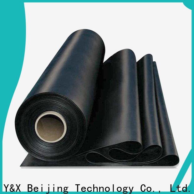 YX high quality oil resistant rubber sheet series used in mining industry