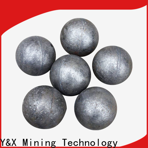 YX professional forged steel balls best manufacturer for sale