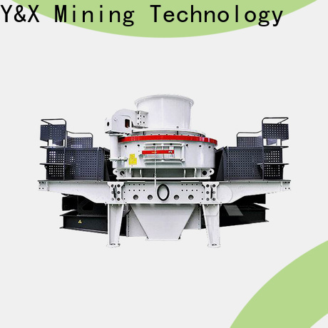 YX crushing equipment with good price for mining