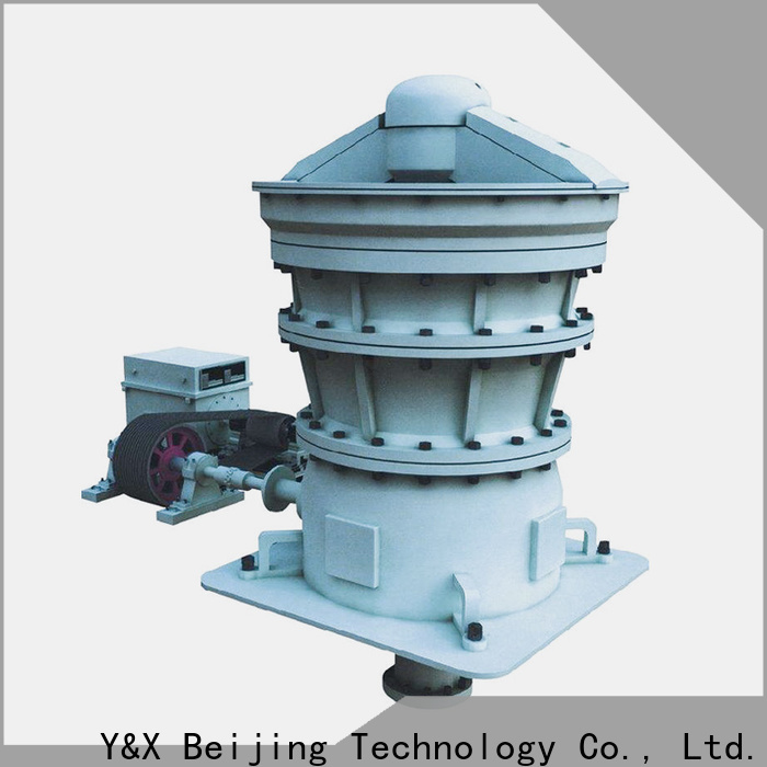 YX mining crusher equipment factory on sale