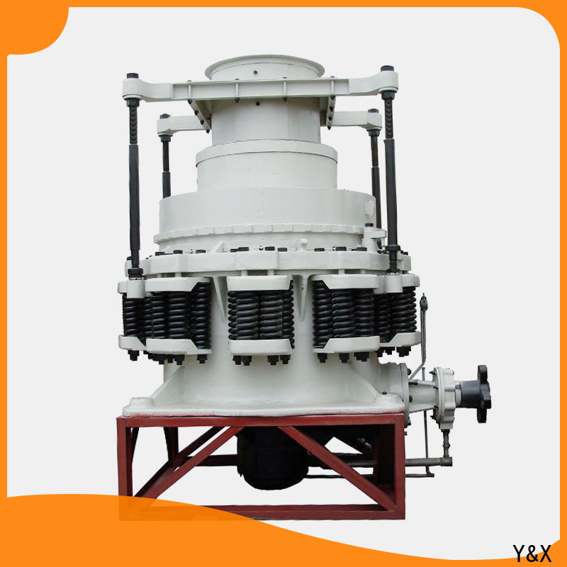 YX factory price jaw crusher equipment supplier for mining
