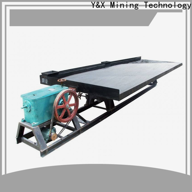YX high-quality gravity separator machine wholesale for mining