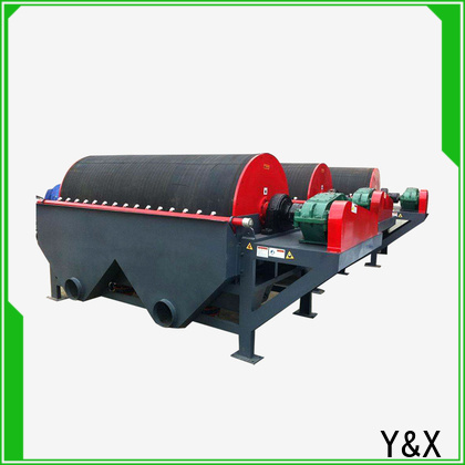YX best price magnetic separation of iron ore with good price mining equipment