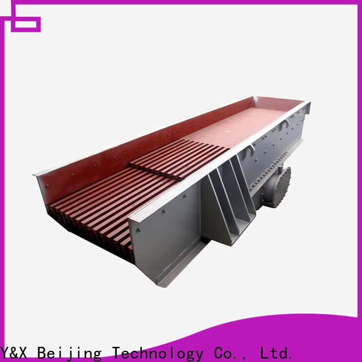 YX belt feeder directly sale for promotion