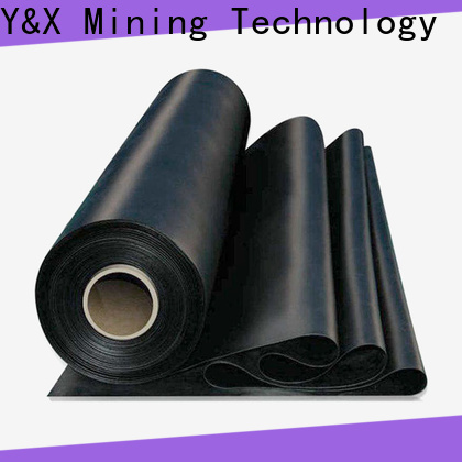 cheap stretchy rubber sheet directly sale for mine industry