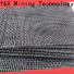 YX cost-effective steel mesh screen from China used in mining industry