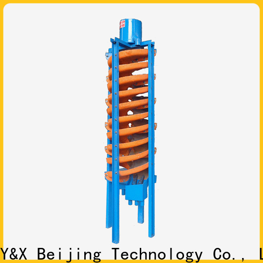 YX spiral separator machine from China for promotion