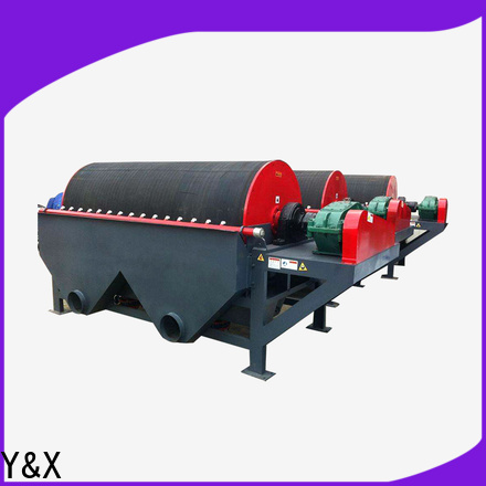 YX high-quality magnetic separation method wholesale for mining