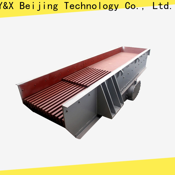 YX vibrating feeder machine series on sale