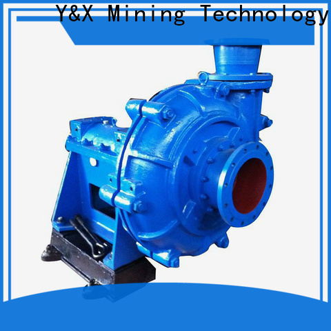 YX top slurry vacuum pump best manufacturer on sale