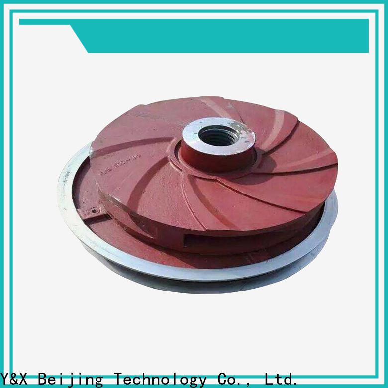 YX pump spare parts best manufacturer mining equipment