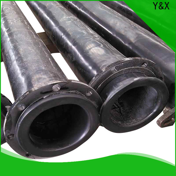 YX best price wear resistant pipe best manufacturer for mining
