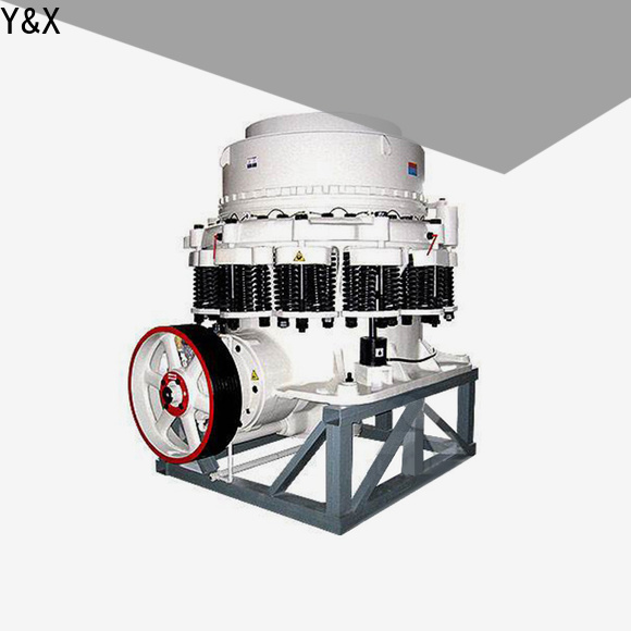 YX sand crushing machine directly sale for mine industry