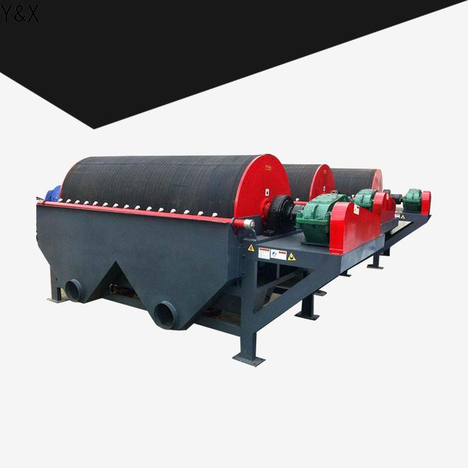 YX separator equipment with good price mining equipment
