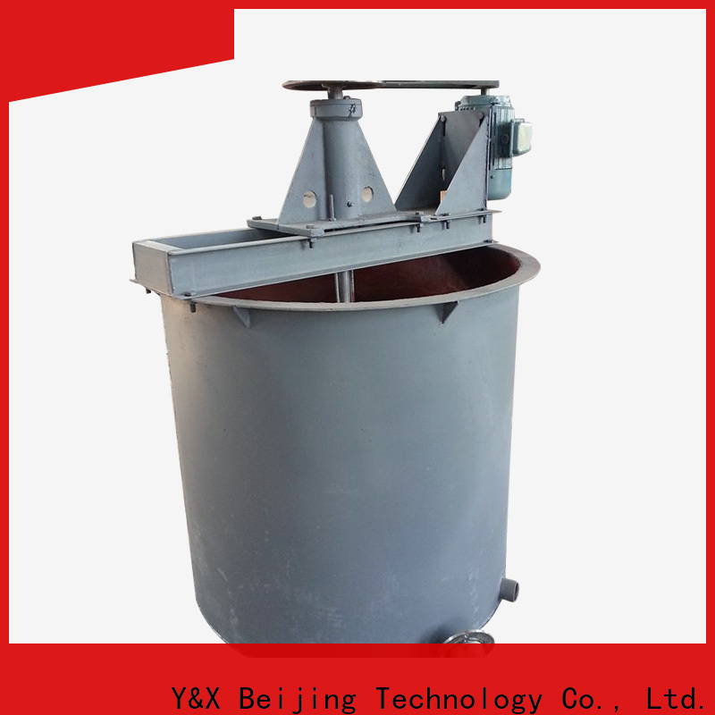 YX industrial tank mixers factory direct supply mining equipment